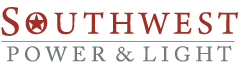 Southwest Power & Light Logo